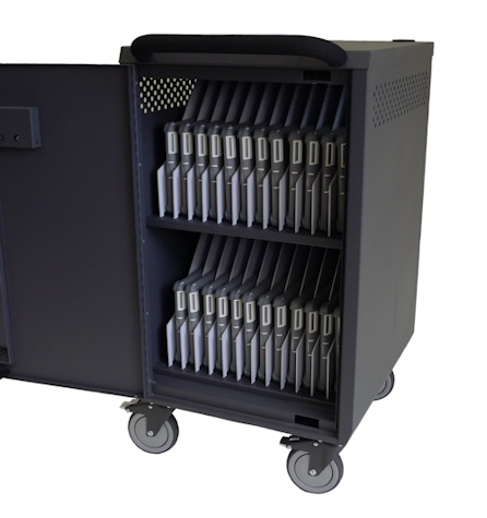 DS-NETVAULT-M2 security cart